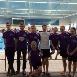 ZvZwartsluis zwemt sneller dan ooit bij Overijsselse B-kampioenschappen