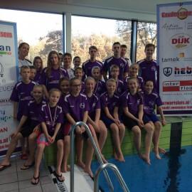 ZvZwartsluis behaalt 13 podiumplaatsen in Zwolle