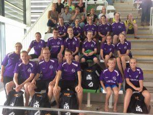 ZvZ OV B-kampioenschappen 17 en 18 juni 2017