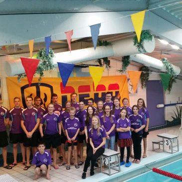 HEBO Swim Meet in Zwartsluis