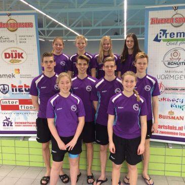 Junioren-jeugd-senioren ZvZwartsluis actief in Zwolle
