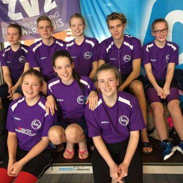 ZvZ neemt deel aan internationaal zwemtoernooi