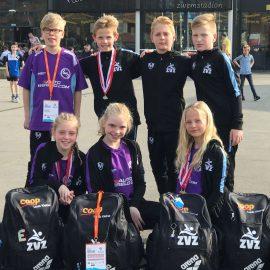 Prachtige resultaten bij de Swimcup voor de ZvZ minioren en junioren