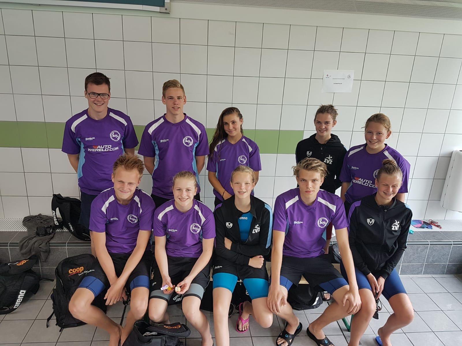 OV B-kampioenschappen Zwolle 16-17 juni 2018