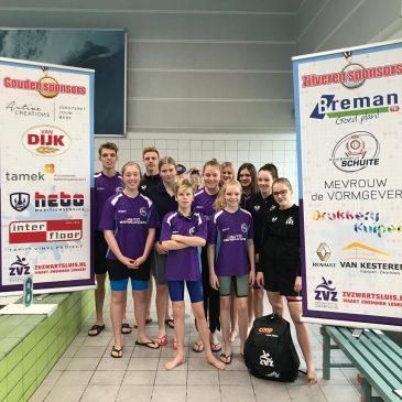 Medailles voor ZvZ bij junioren/jeugdcircuit in Zwolle