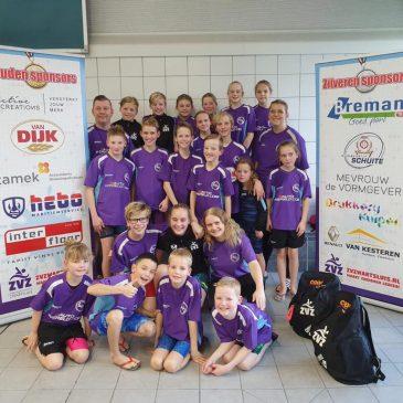 PR's bij minioren-junioren circuit