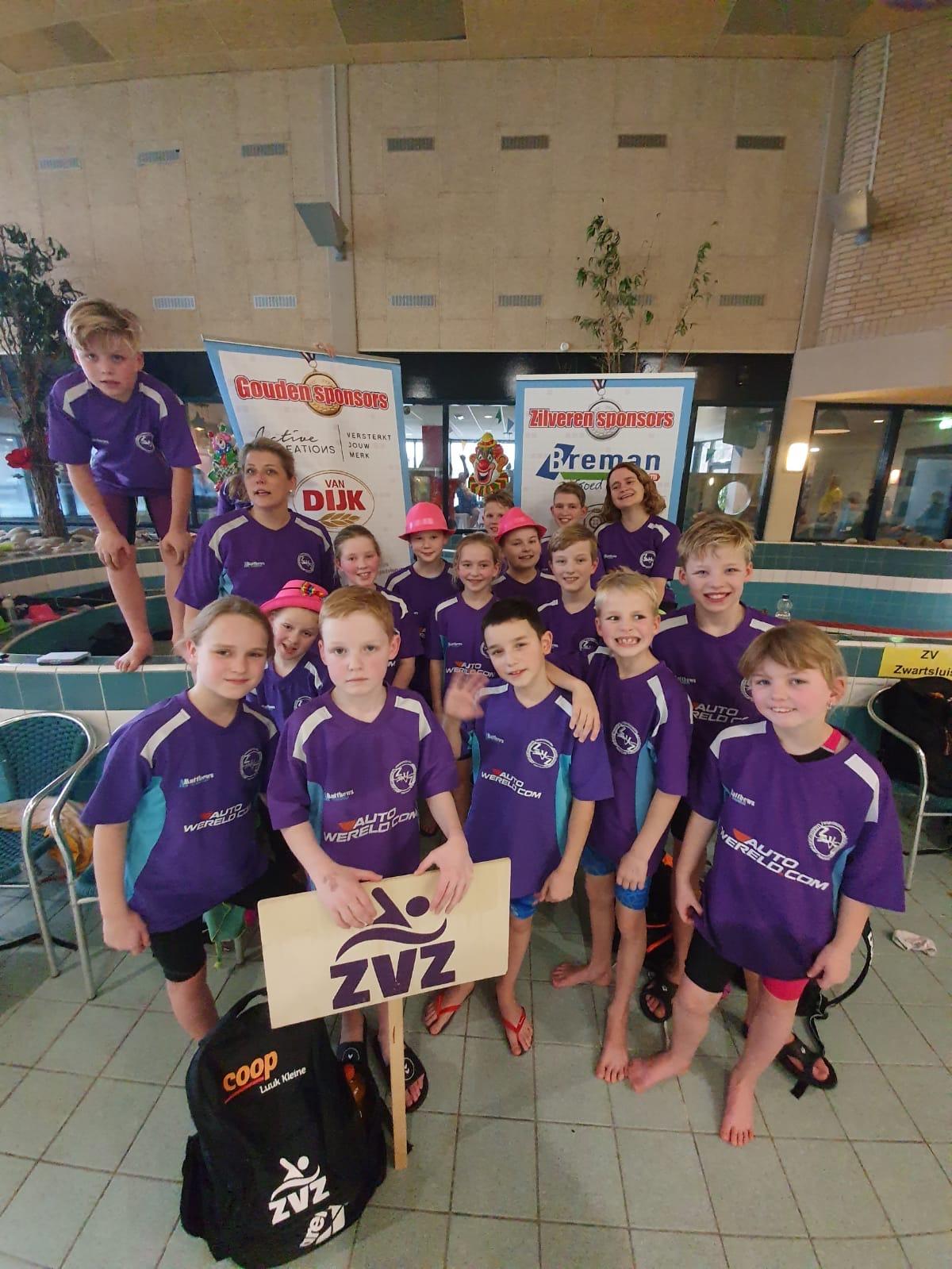 Minioren Club Meet in Oldenzaal